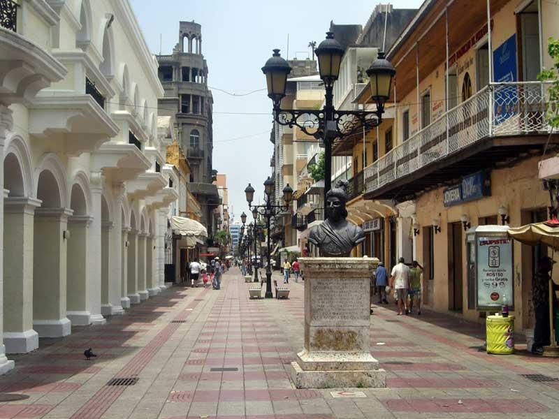 Altstadt von Santo Domingo