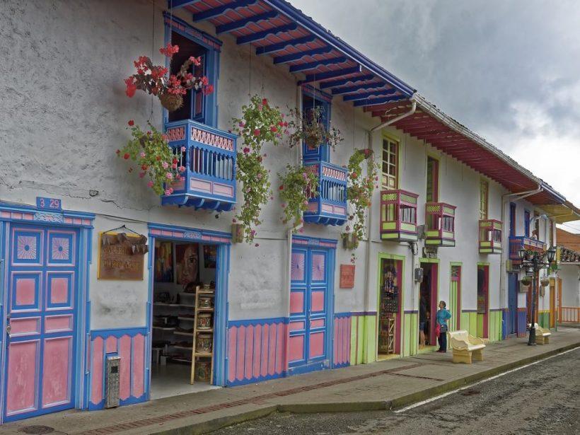 Salento Kolumbien